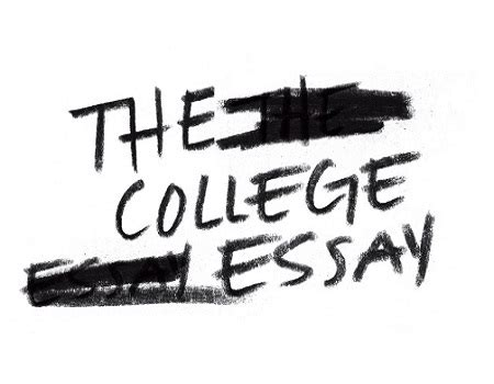 College essay ghost writer